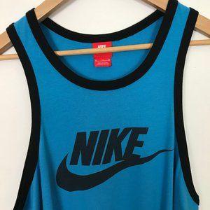 Nike Men Cotton Blend XL Sleeveless Tank Top